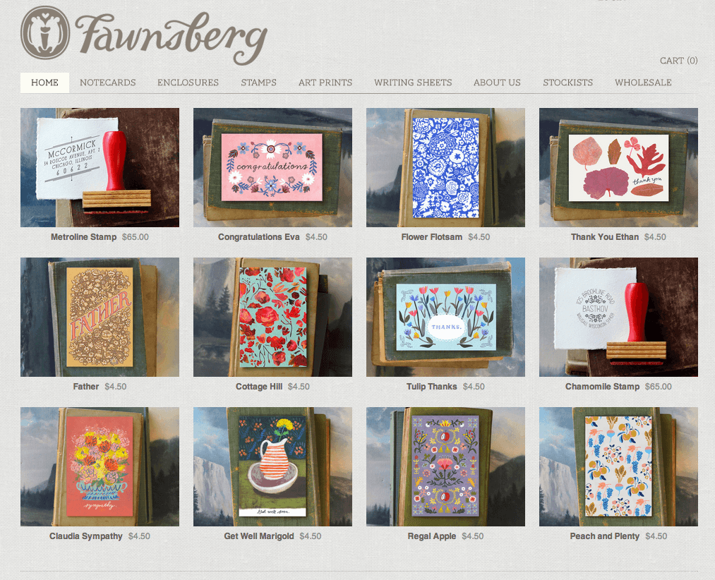 ShopStorm Apps Showcase | Fawnsberg - Product Customizer