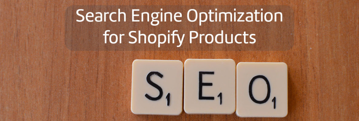 SEO Shopify Products