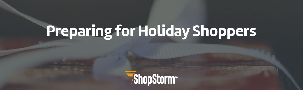 Shopify holiday sales