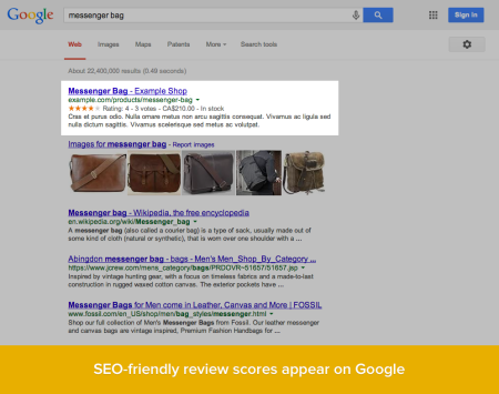 seo product reviews