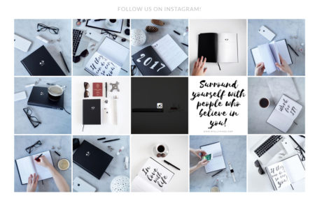 instagram feed on shopify grid layout