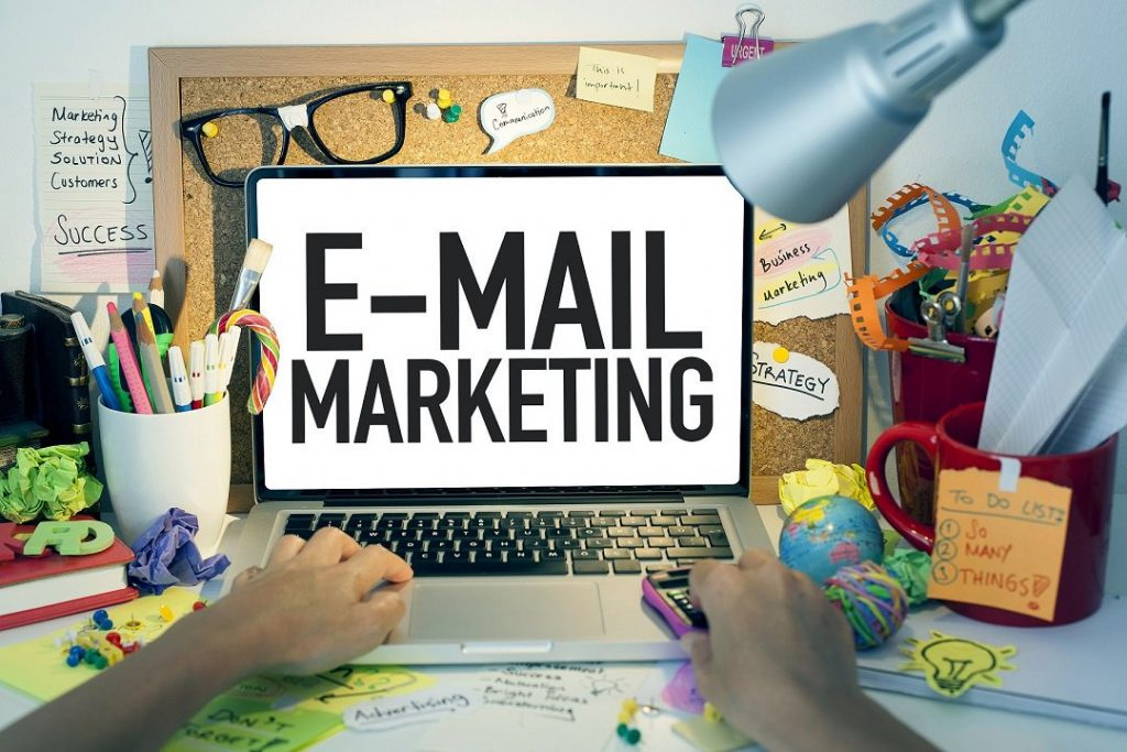 email marketing on Shopify